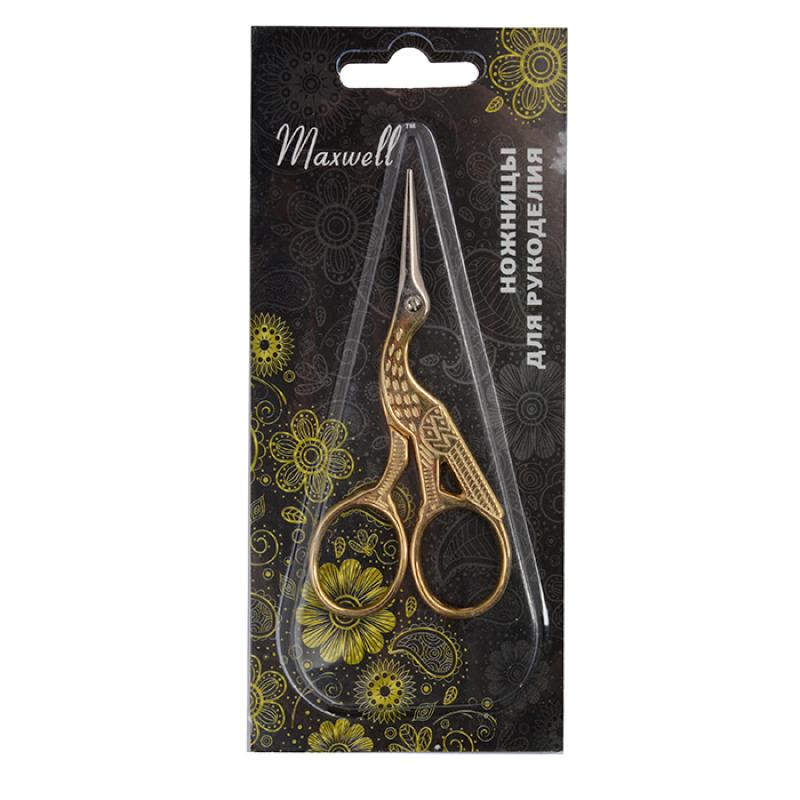 Ножницы для рукоделия 'Цапельки' (90 мм)